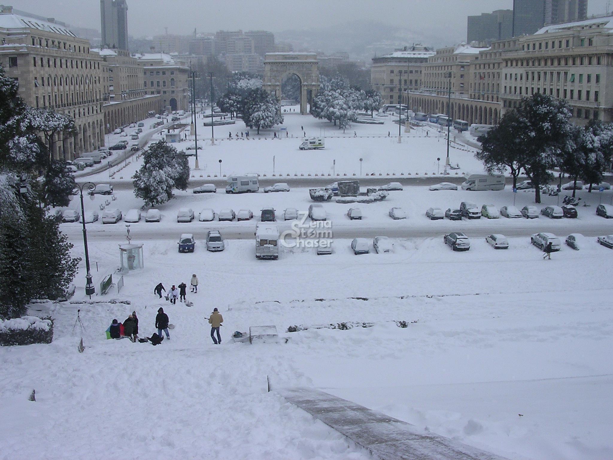 3 marzo 2005 inverno