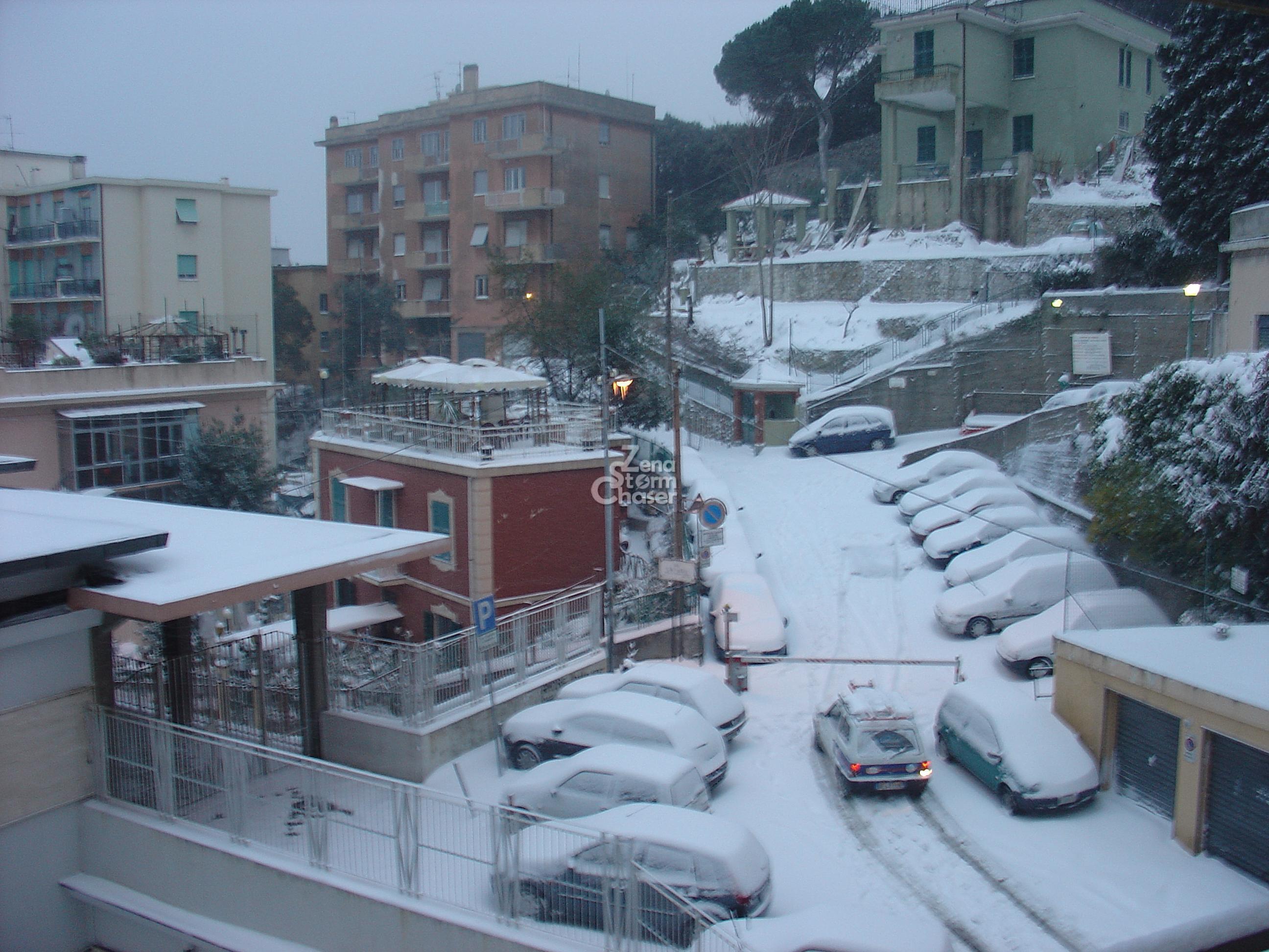 27 gennaio 2006 (1) nevicata