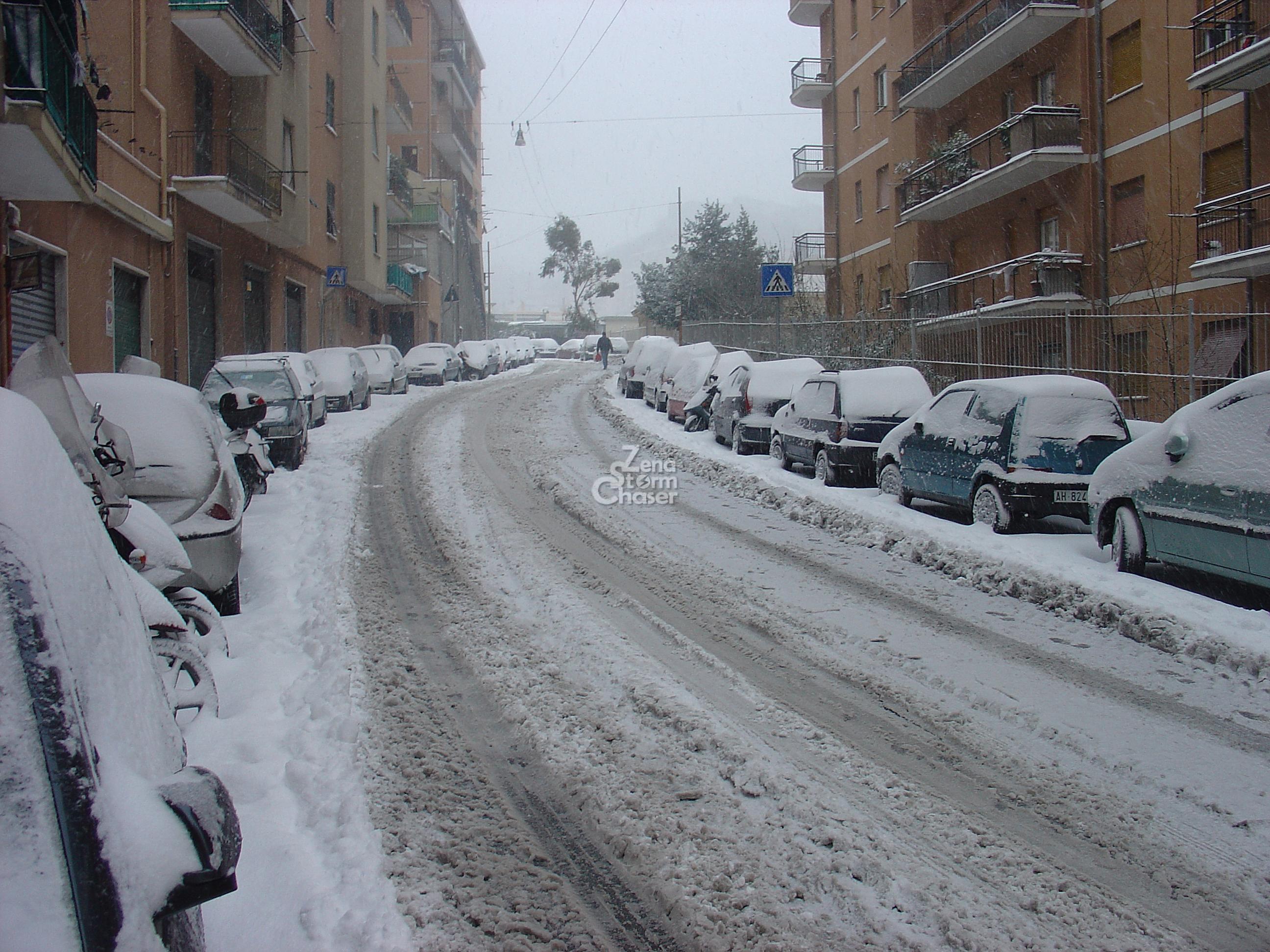 27 gennaio 2006 (2) nevicata