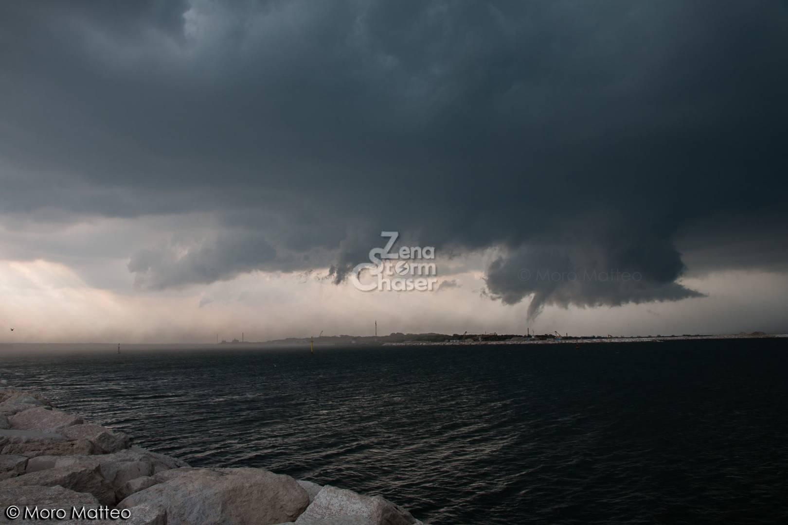 tornado chioggia